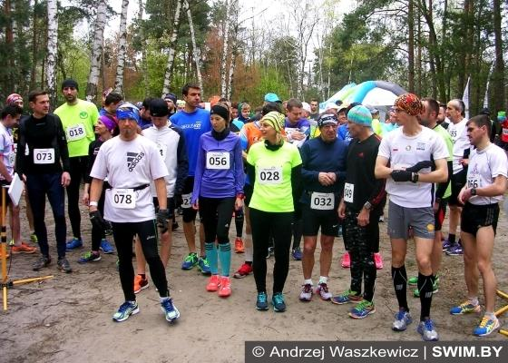 Legionowo Trail Running, трейл, беговой кросс