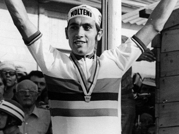 Эдди Меркс, велосипедная гонка Liege-Bastogne-Liege, велогонка Льеж-Бастонь-Льеж