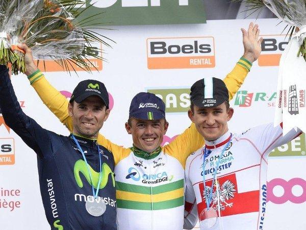 Михал Квятковски, велосипедная гонка Liege-Bastogne-Liege, велогонка Льеж-Бастонь-Льеж