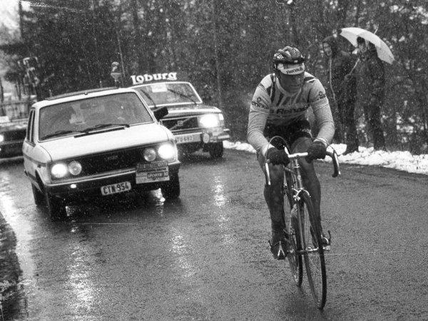 Бернар Ино, велосипедная гонка Liege-Bastogne-Liege, велогонка Льеж-Бастонь-Льеж