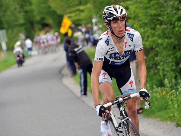 Энди Шлек, велосипедная гонка Liege-Bastogne-Liege, велогонка Льеж-Бастонь-Льеж