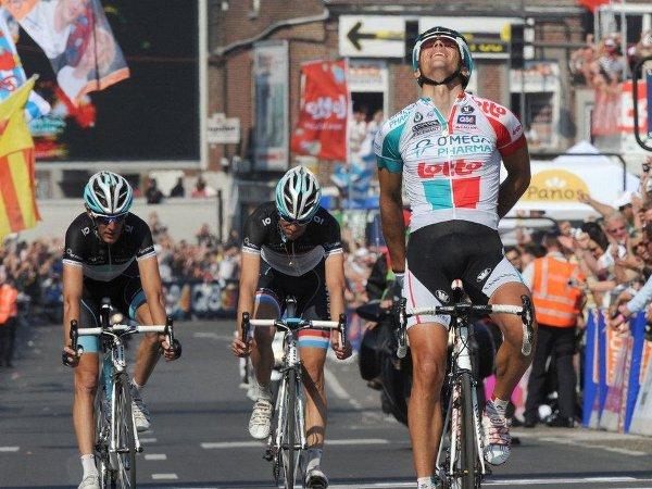 Филипп Жильбер, велосипедная гонка Liege-Bastogne-Liege, велогонка Льеж-Бастонь-Льеж
