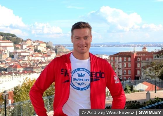 Lisbon Half Marathon Andrzej Waszkewicz