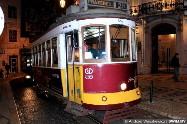 Лиссабонский трамвай, Lisbon tramvai