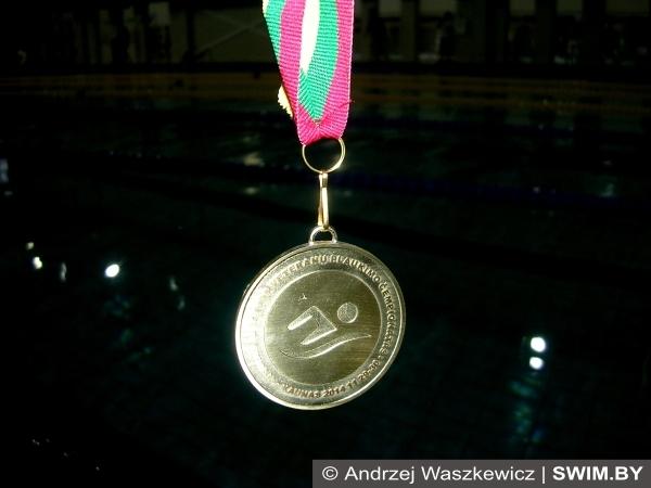 Lithuanian masters swimming championships Waszkewicz