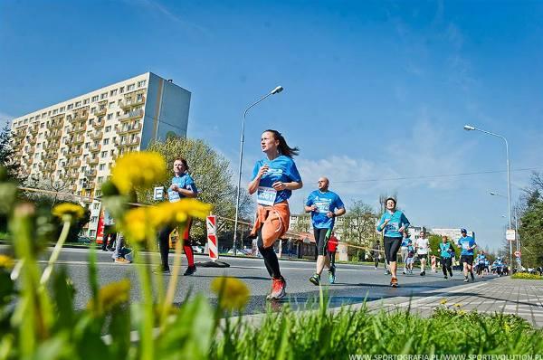 Łódź Marathon 2016, марафон в Лодзи, Польша