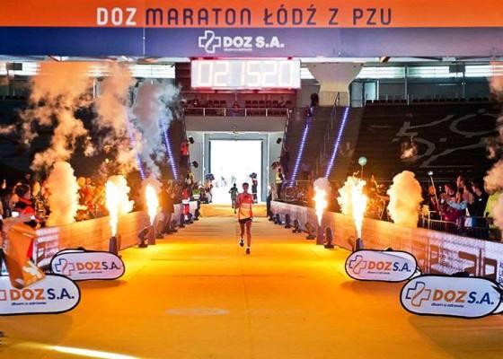 Łódź Marathon 2016, марафон в Лодзи