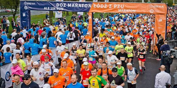 DOZ Lodz Marathon 2018, Марафон в Лодзи 2018