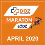 Lodz Marathon 2020, DOZ Maraton Łódź 2020