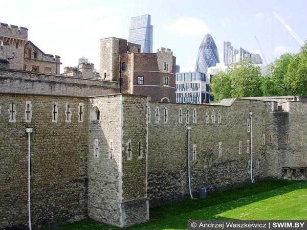 Лондон, Крепость Тауэр, Лондон-сити