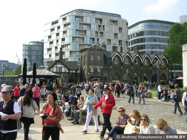 Лондон, население Лондона, самый крупный город Евросоюза