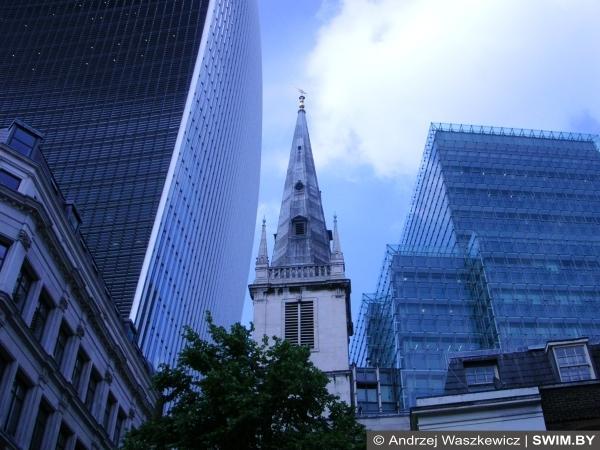 Лондон, архитектура Лондона