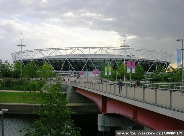 Лондон, Queen Elizabeth Park, олимпийские игры 2012 в Лондоне