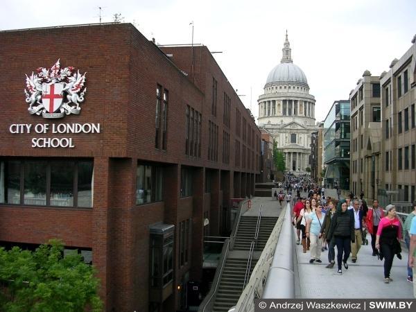 Лондон, Лондонская школа, Собор Святого Павла