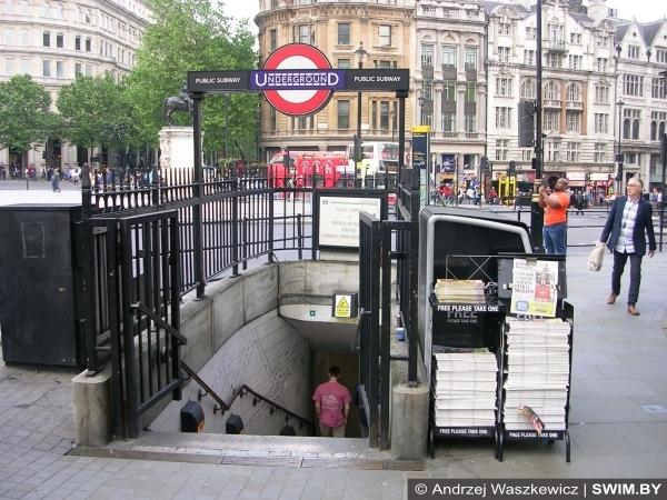 Лондон, Лондонский метрополитен