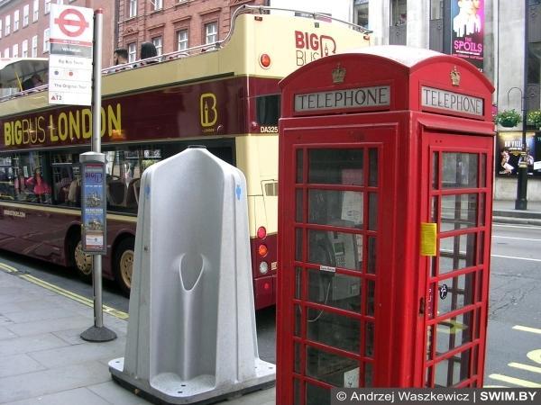 Лондон, туристические символы Лондона