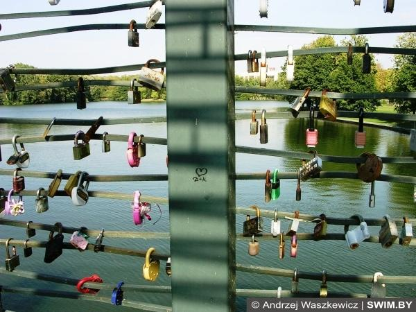 Love Locks, Minsk
