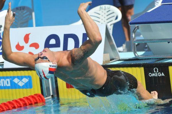 Ľuboš Križko, Swimming Coach, Masters Athlete, Lubos Krizko, Lubos Krizko swimming