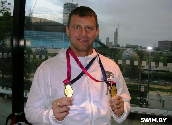 Ľuboš Križko, European masters swimming championships 2016