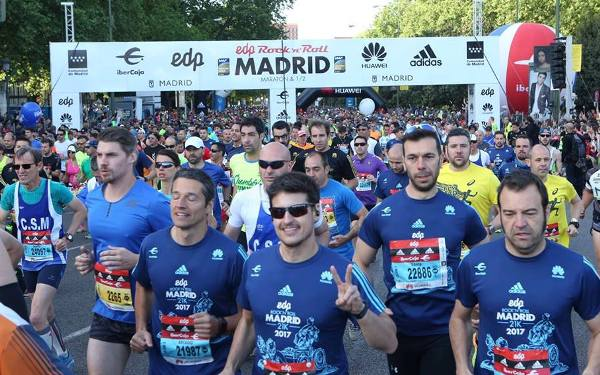 Rock n Roll Madrid Marathon, Madrid Marathon 2019, www.running.by, Abbott World Marathon Majors, Madrid Marathon, Running.by