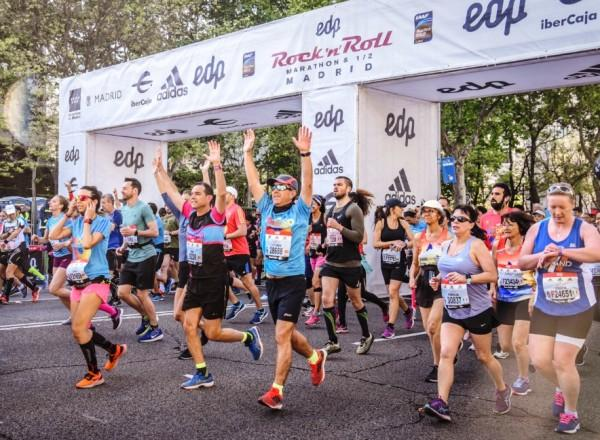 Madrid Marathon Registration, Rock Roll n 'Roll Madrid Marathon, www.swim.by, Madrid Half Marathon Registration, Swim.by