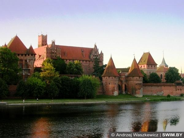 Malbork Castle Ironman Triathlon Poland 2016