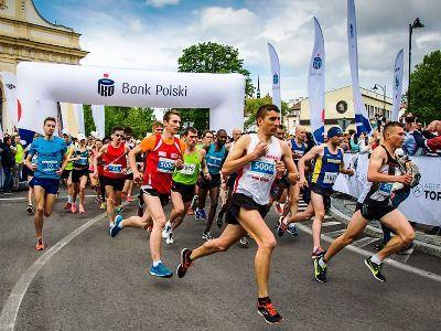 Полумарафон в Белостоке 2017, Swim, Bike, Run