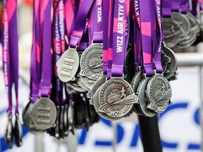 Марафон в Киеве 2016, Kyiv Marathon, Swim.by