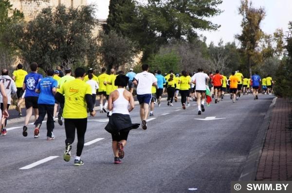 Дистанция марафона