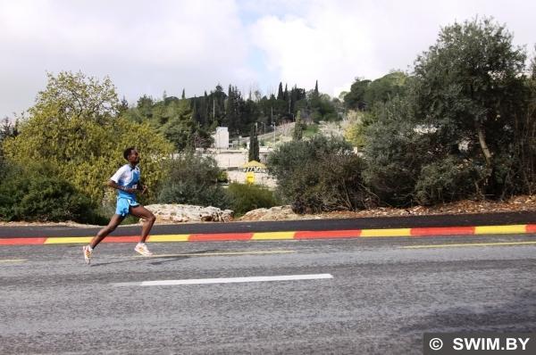 Марафон в Иерусалиме