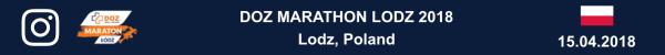 DOZ Marathon Lodz 2018 Photo, DOZ Maraton Łódź Foto, Марафон Лодзь Фото