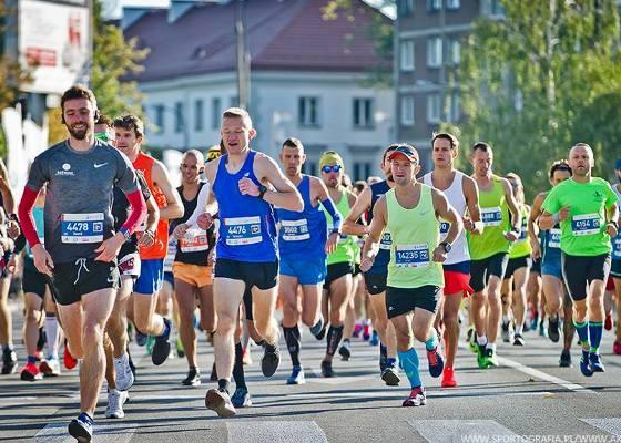PZU Maraton Warszawski 2018, Warsaw Marathon, Poland Running, Poland Marathon, www.swim.by
