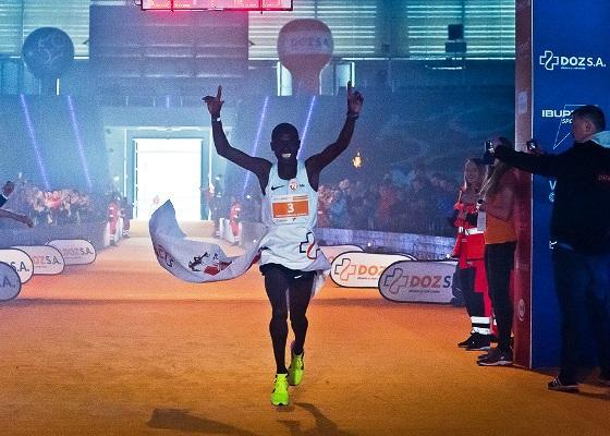 DOZ Maraton Łódź 2018, olympic runners, Polish marathon