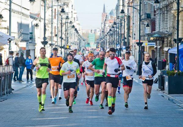 DOZ Maraton Łódź 2018, Trasa Maratonu Łódź, Lodz Marathon 2018, Poland Running, www.swim.by, Maraton Łódź Trasa, Swim.by