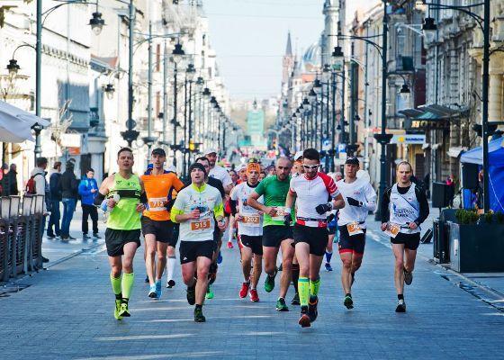 DOZ Maraton Łódź 2018, Trasa Maraton Łódź, Lodz Marathon 2018