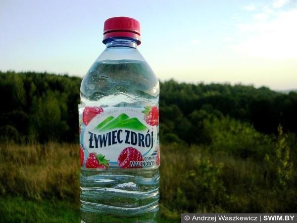 Маршрут в цифрах, вода Żywiec Zdrój