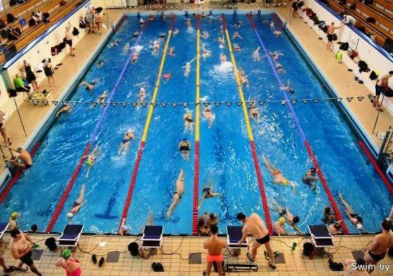 Masters Swimming, 2019 Riga Amber Cup
