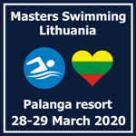 Masters Swimming Lithuania 2020, Masters Swimming Palanga 2020