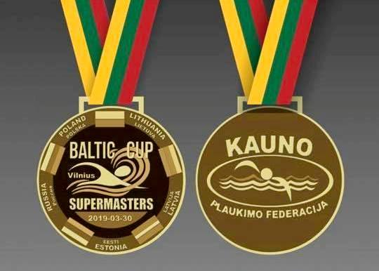 Masters Swimming, www.swim.by, Vilnius Masters Swimming Championships 2019