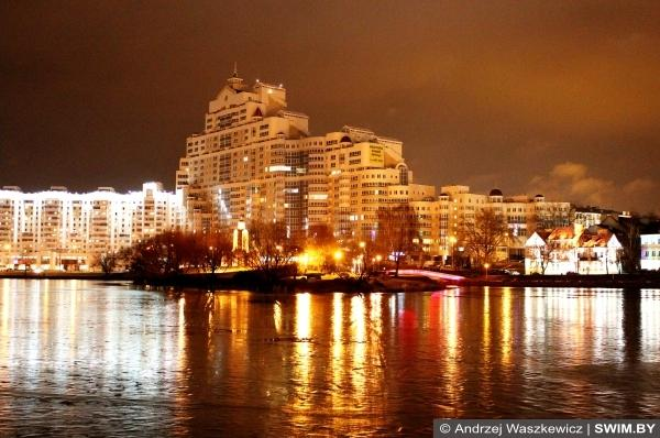 Архитектура Минска, старый город, Andrzej Waszkewicz personal blog