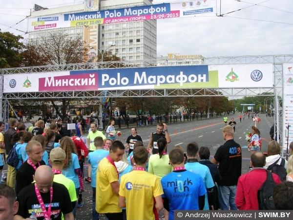 Минск бег марафон