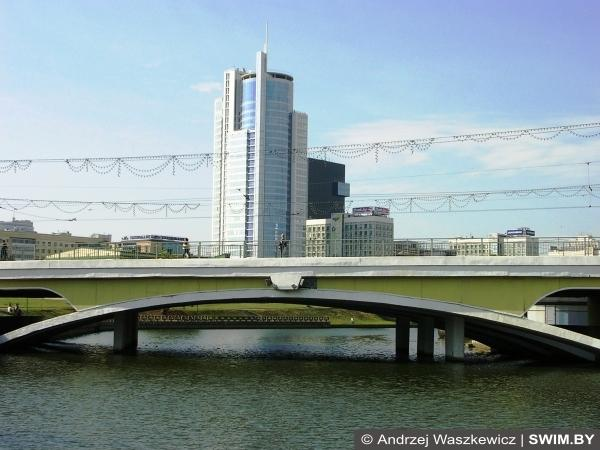 Minsk business center
