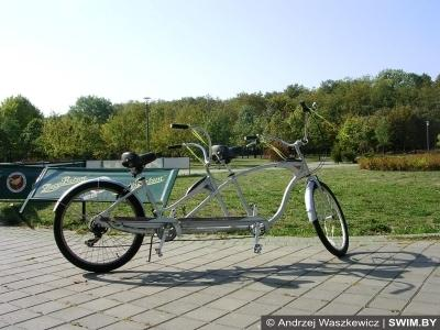 Minsk City bikes