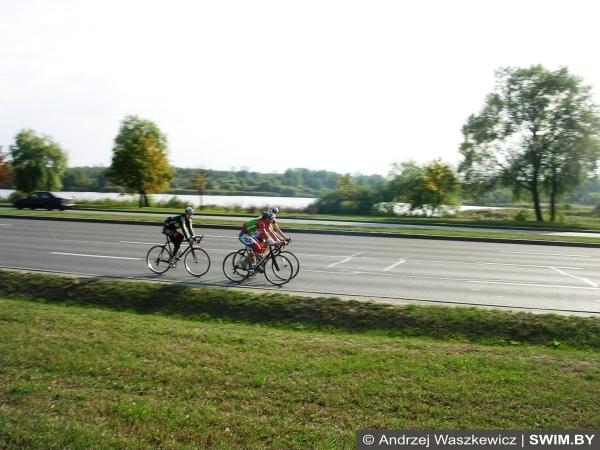 Minsk cycling