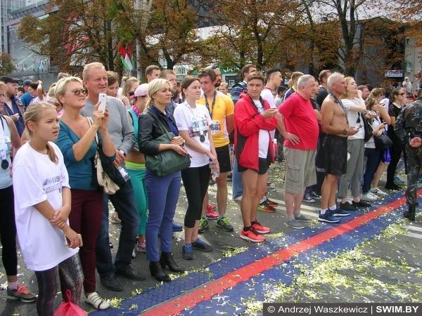 Minsk Half Marathon 2016, Минский полумарафон 2016, Swim.by