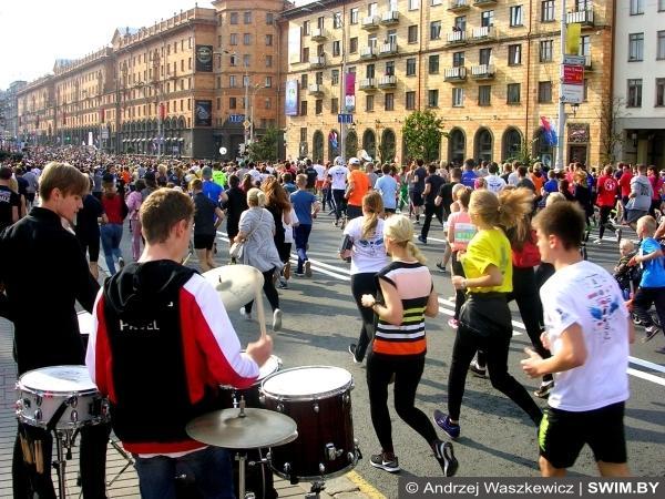 Minsk Half Marathon 2017, Минский полумарафон 2017