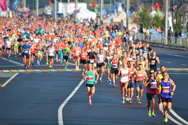 Minsk Half Marathon 2021 Results, Minsk Half Marathon 2021 Photos, www.running.by, Minsk Half Marathon Results 2021, Andrzej Waszkewicz Marathon Photos, Swim.by