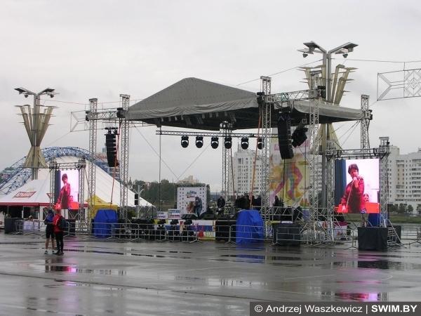 Минский марафон фото