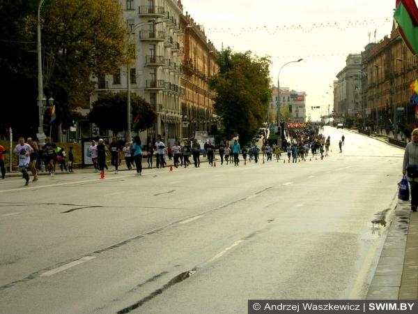 Minsk run marathon