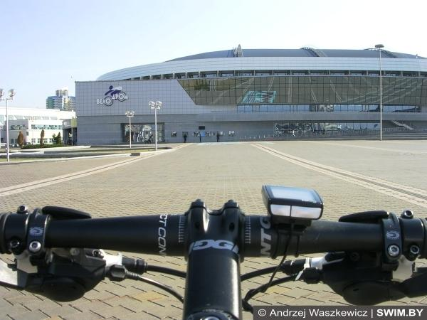 Minsk Velodrome, track cycling
